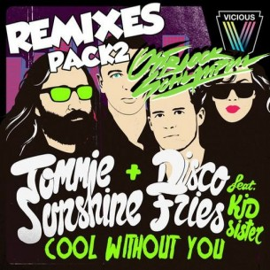 "Hey guys here is  our brandnew remix for Tommie Sunshines & Disco Fries (Fools Gold) feat. Kid Sisters single ""Cool without you"" on Vicious Rec.
