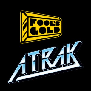 "big thanks to A-trak from Fools Gold to support our new single ""Pop that Shit"" in his brand new mixtape!"