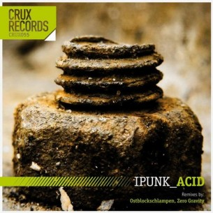 Hey guys here is our brandnew remix for Ipunk and the label Crux...