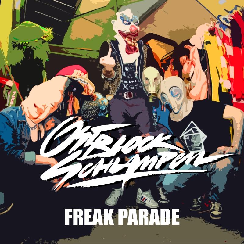 Ostblockschampen - Freak Parade EP