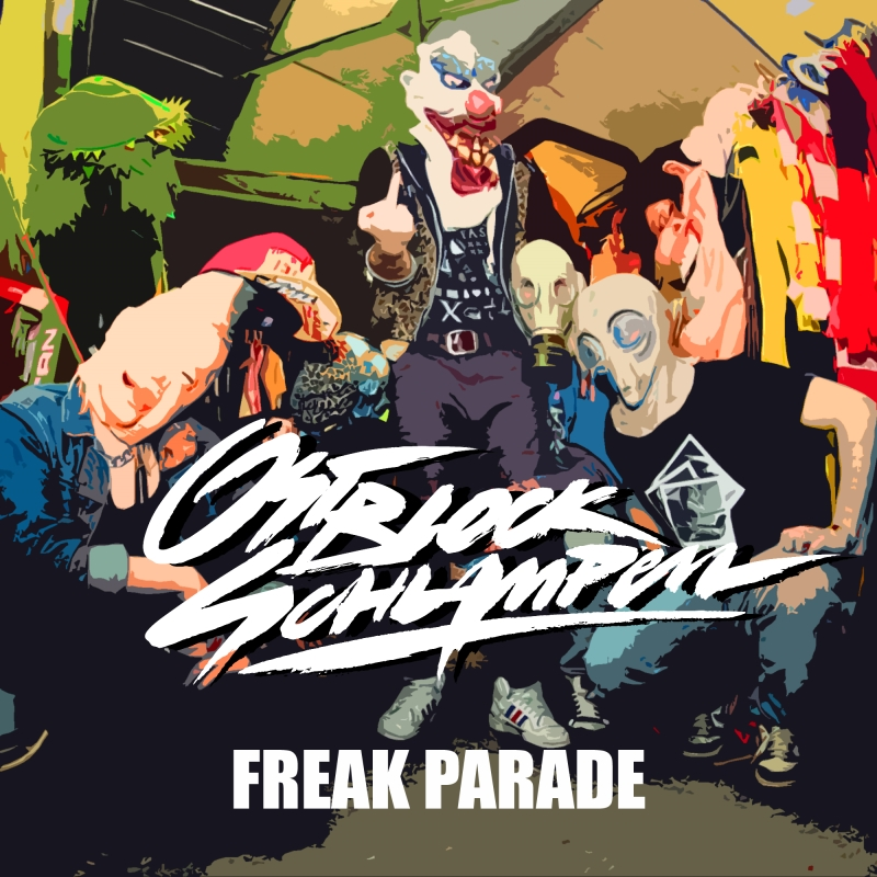 Ostblockschampen - Freak Parade EP
